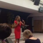 Guest Speaker at Kingsland Church Annual Women's conference, Colchester